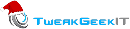 Tweak Geek IT Logo