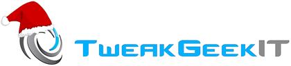 Tweak Geek IT Logo