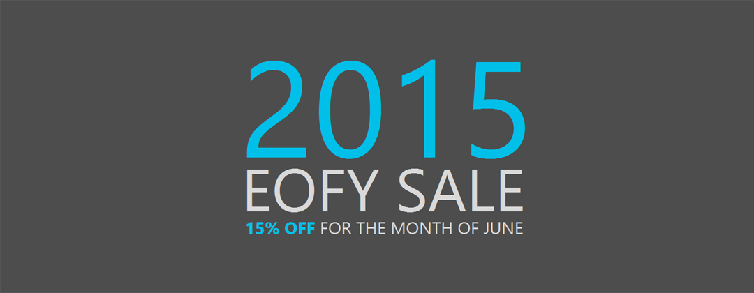 2015 EOFY Slide
